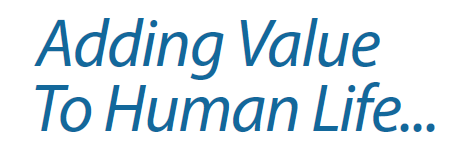 adding value to human life